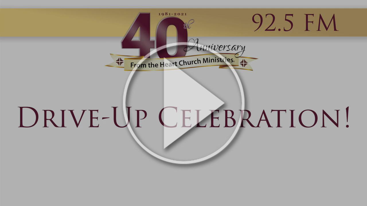 40th Anniversary - Drive Up Celebration Recap 2