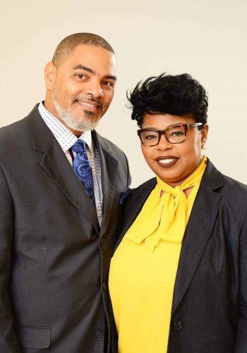 Pastor & Mrs. Stephen C. White